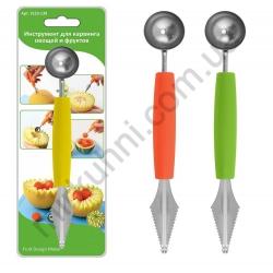 Ложка для карвинга (фрукты,овощи) № 403