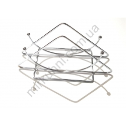 Салфетница - металл № 1065