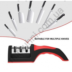 Точилка для ножей-тройная-кермика № 33