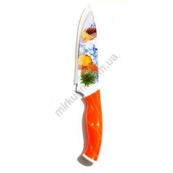 """Нож металлокерамика """"Кенгуру""""широкий большой №166 А"""