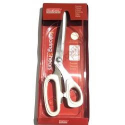 Ножницы кухонные на блистере - красные № 1096