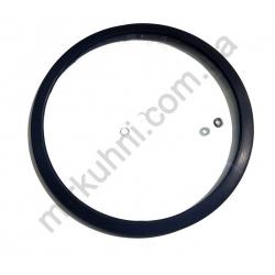 Крышка для кастрюли силикон - 24 см. № 230