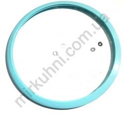 Крышка для кастрюли силикон - 26 см. № 231