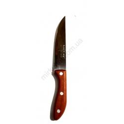 Нож дерево №5 с овал. ручкой сред. 153-5 № 177