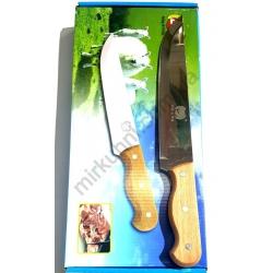 Нож дерево ТМ8039 бол № 1190