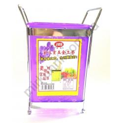 Подставка для ложек и вилок - цветная №522