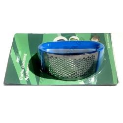 Чесночница - пластик - овал № 894
