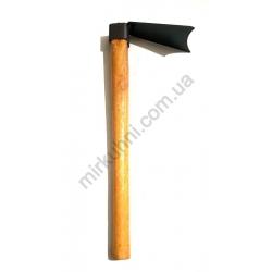 Тяпка садовая с деревянной ручкой № 1206