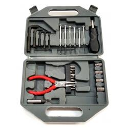 Набор инструментов в чемодане 41 предметов № 694
