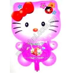 """Шарики фольгированные """"Hello Kitty"""" № 1161"""