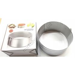 Форма для выпечки (бисквит) металл-маленькая № 537