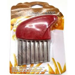 Нож для Сыра и овощей - фигурный - мини № 1221