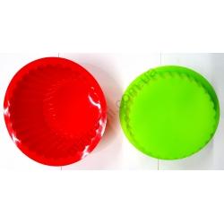Форма для кекса-силикон-внешняя-большая№ 1100