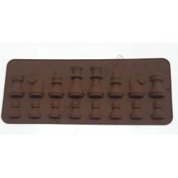 Форма для конфет - силикон № 1426