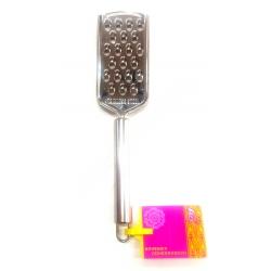 Терка кухонная - средняя - ручка метал № 709