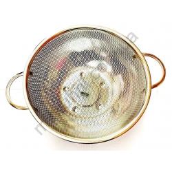 Друшлаг с ушками (лазерный) - 18 см. № 455